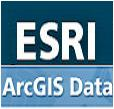 Logo For ArcGIS ArcData GIS Data