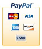 PayPal Logo showing that you can pay